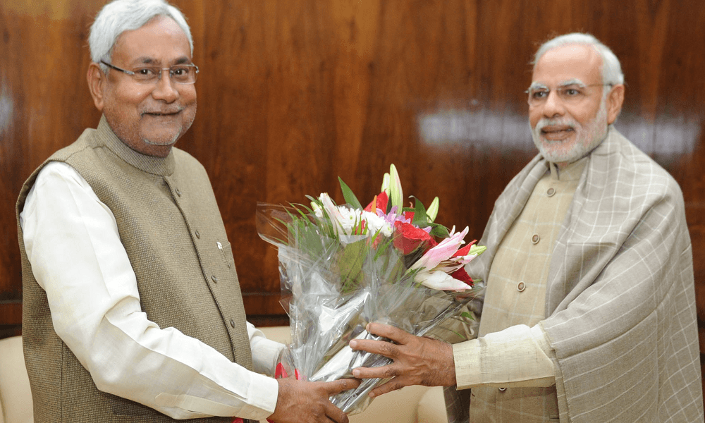 nitish-meet-modi-wefornews