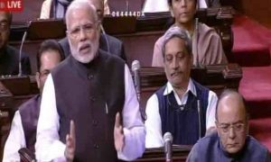 pm modi in RS