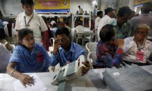 mcd counting centre