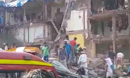 building collapses
