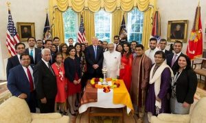 White House Diwali celebration