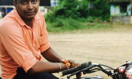 rss worker killed in kerala