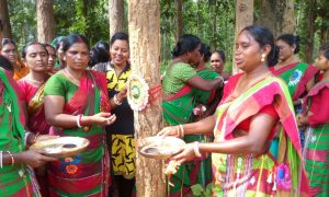 Jamuna and other women