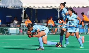 Women hockey team enters into semifinal of Asia Cup