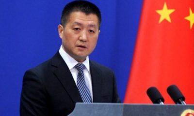 CHINA-SPOKESMAN