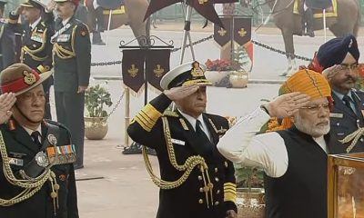 pm tribute to amar jawan jyoti