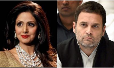 Sridevi and Rahul