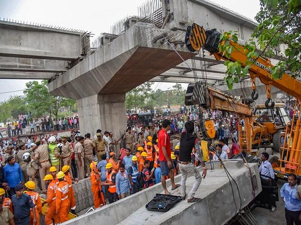 Flyover Collapses In Varanas