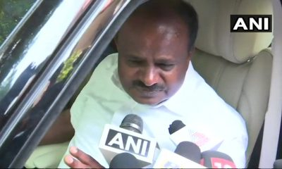 HD Kumaraswamy