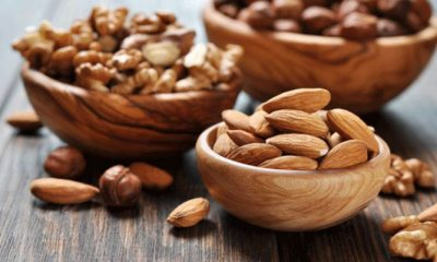 almonds-walnuts-