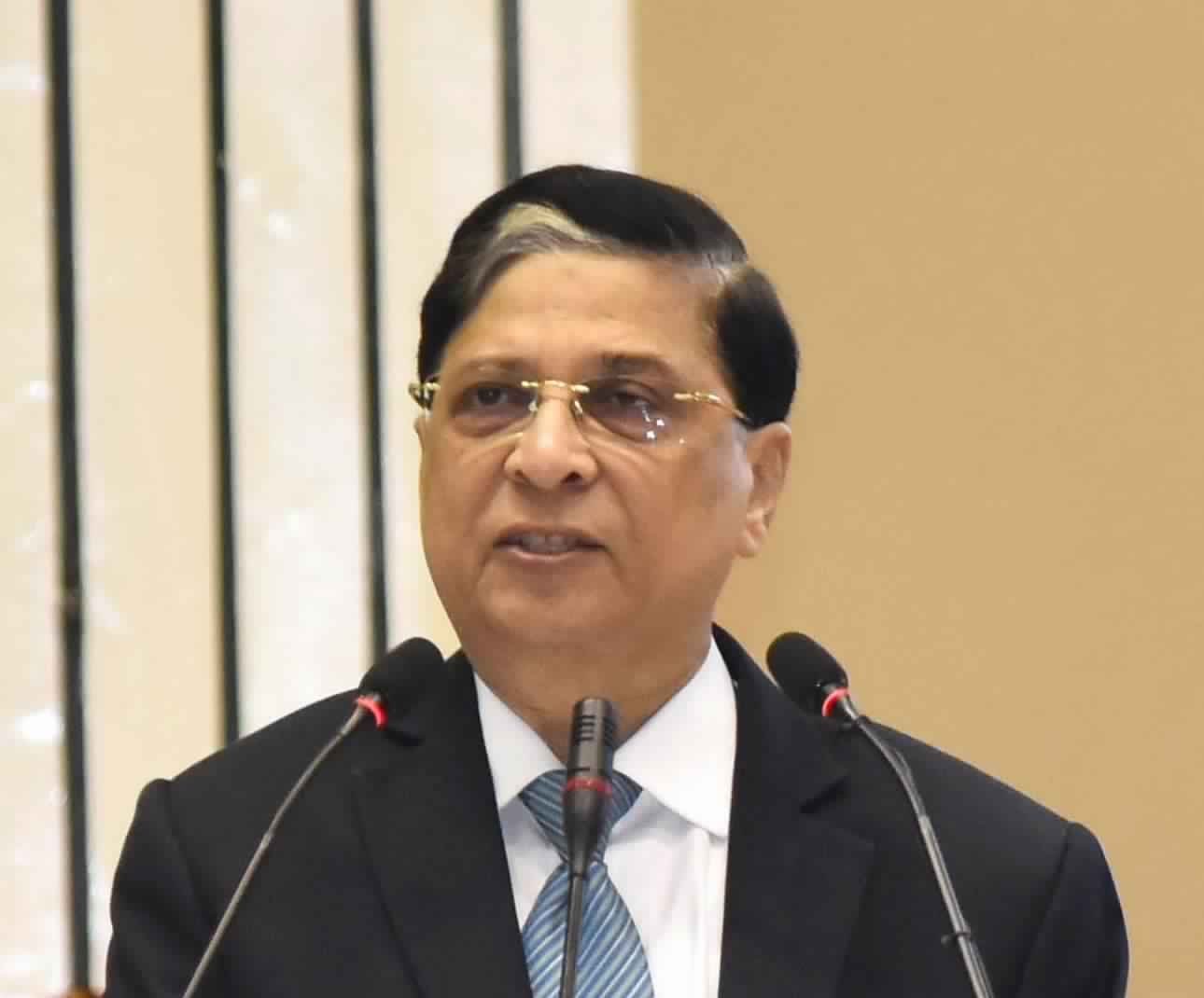 Chief Justice of India, Justice Dipak Misra