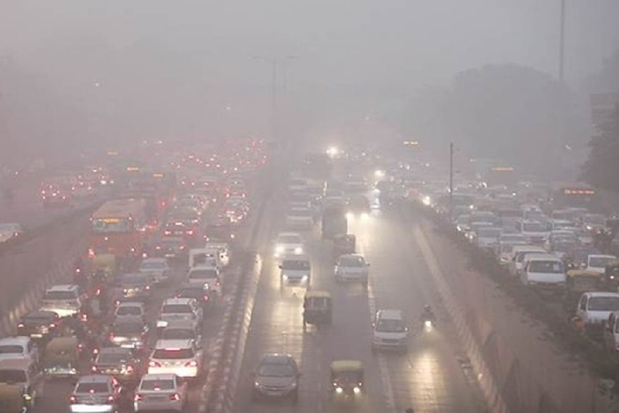 DELHI pollution