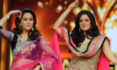 Madhuri Dixit AND Sridevi