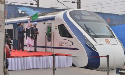 Vande Bharat Express Train 18