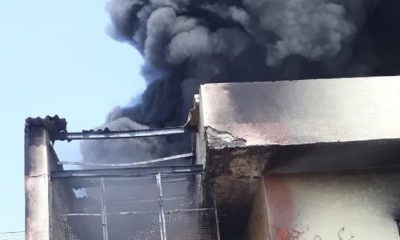 Fire-at-Delhi-factory
