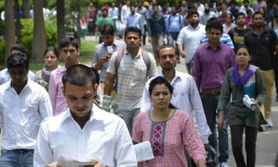 employment crisis in india 2018-19