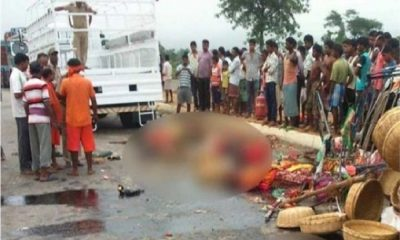 Palwal Road Accident