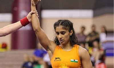 Vinesh Phogat GOLD medal