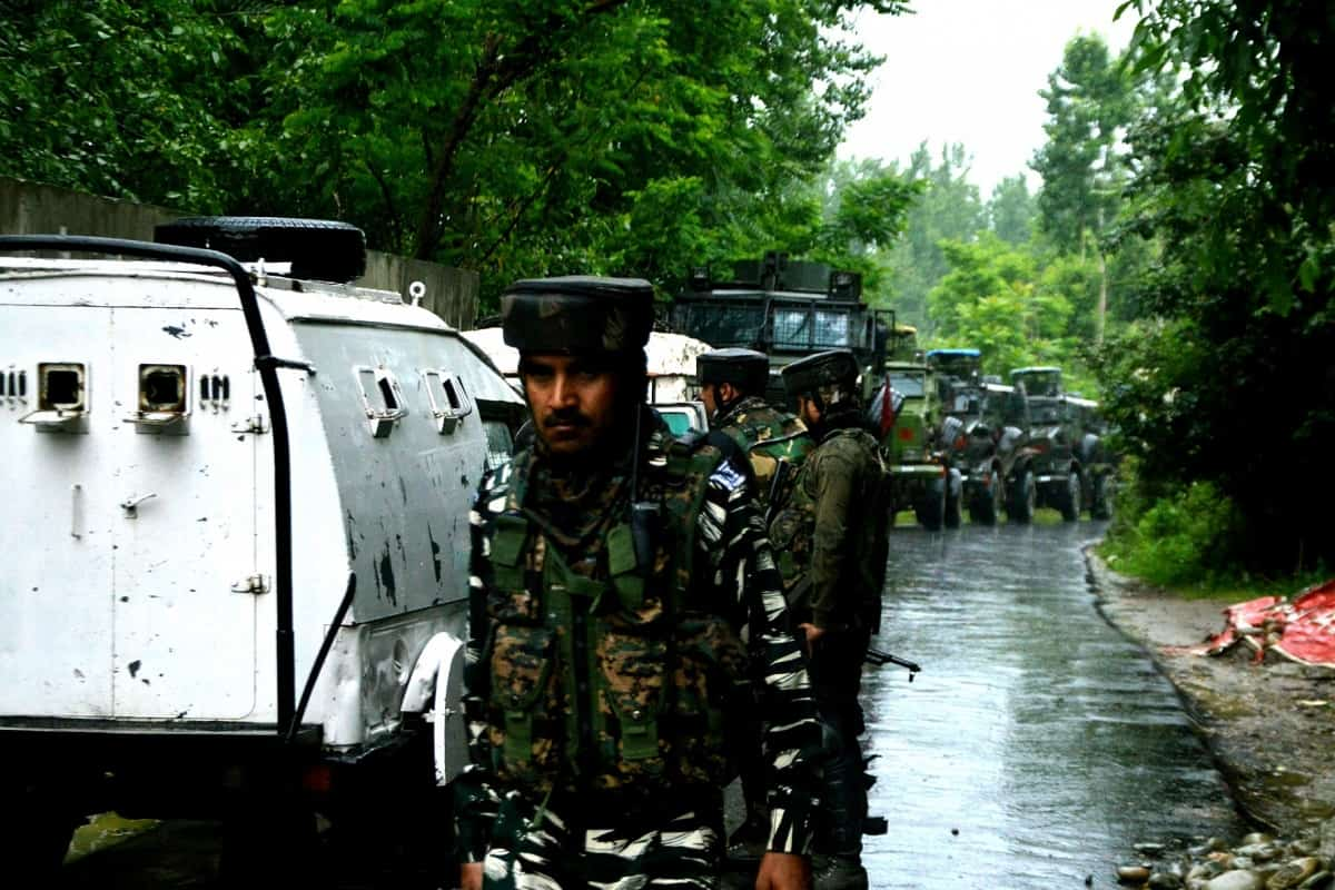 Jammu and Kashmir Shopian Indian Army
