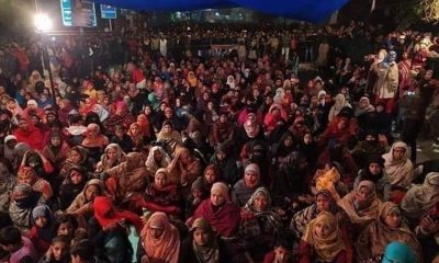 Shaheen Bagh Crowd