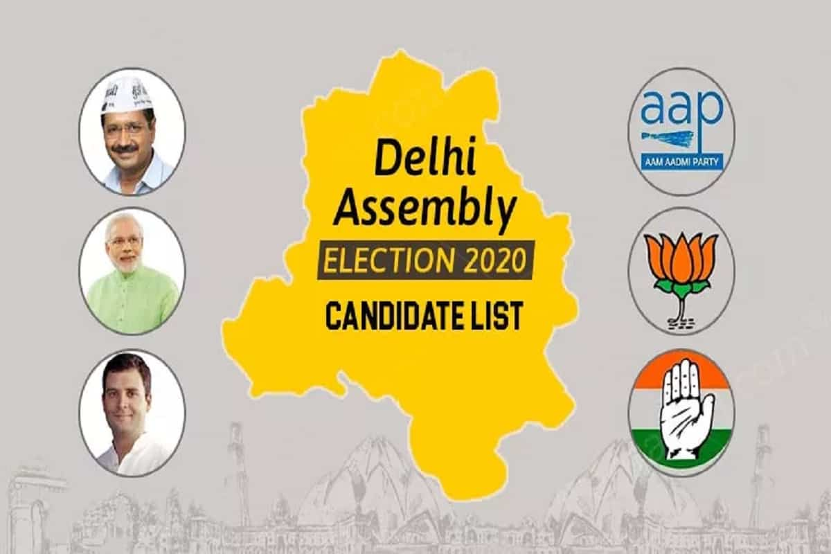 Delhi Assembly Elections