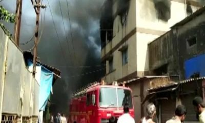 FIRE IN BHIWANDI