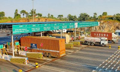 National Highways Toll Plaza
