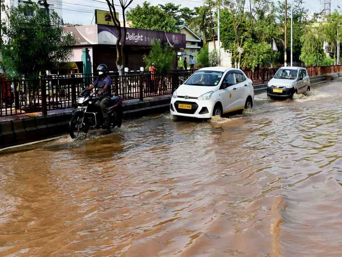 Flood in Northeastern States