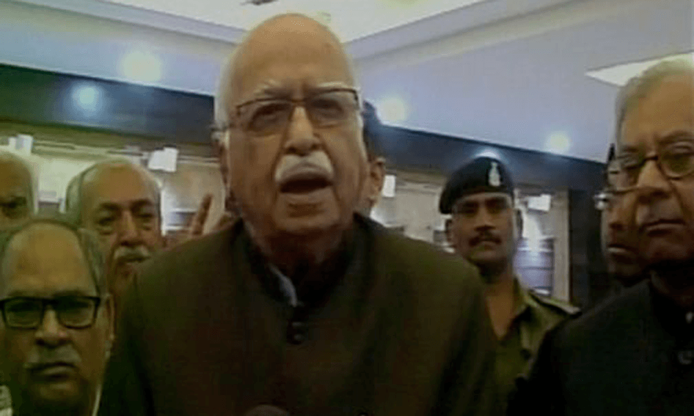 lal krishan advani-wefornews