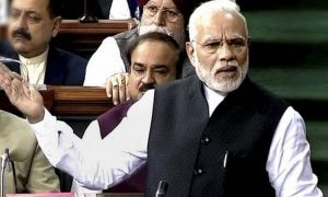Modi speech LS