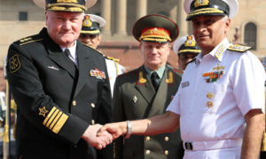 Russia Navy Chief