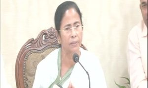 Bengal Chief Minister Mamta Bannerjee