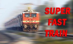Super Fast Train