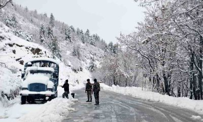 jammu and kashmir snowfall
