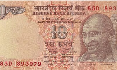 10 rupees note