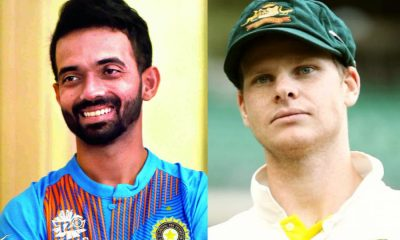 Ajinkya-rahane-steve-smith