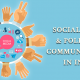 Social Media Political Communication in India