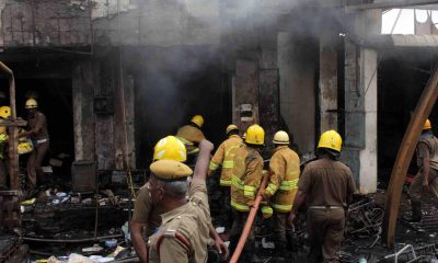 fire accidents in india