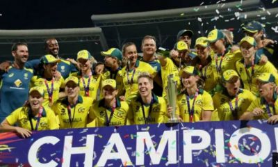 Australia Won Women T-20 World Cup