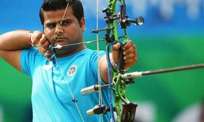 Archery Player Rajat Chauhan