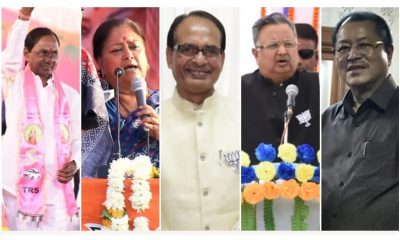 Assembly Election in 5 State