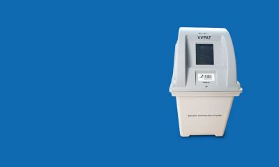 VVPAT EVM Machine