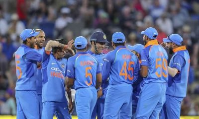 Team India world cup