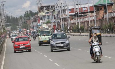 Srinagar road Jammu and Kashmi