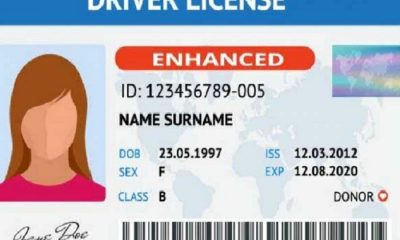 Driving License-m