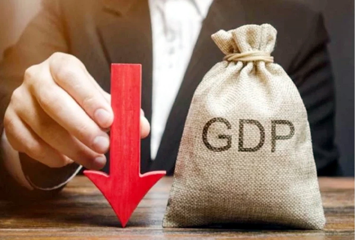gdp down