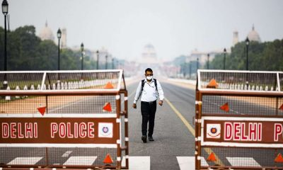 Coronavirus Lockdown India Delhi