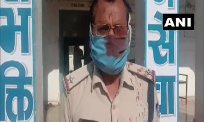 Sheopur MP Police Attacked