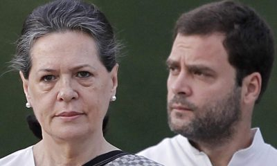 Sonia Gandhi and Rahul