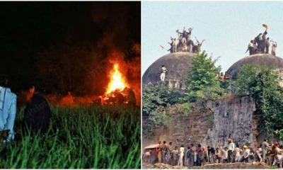 Hathras and Babri Demolition
